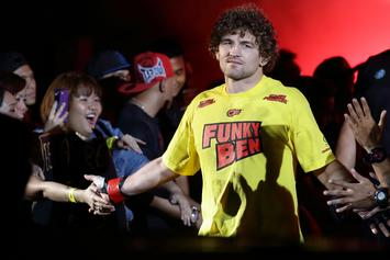 Ben Askren Roasted For His Dad-Bod Prior To Jake Paul Fight