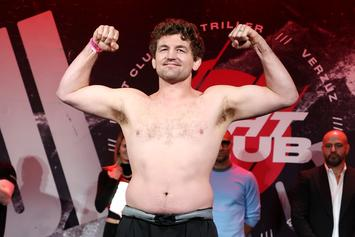 Ben Askren Reacts To Getting Knocked Out By Jake Paul