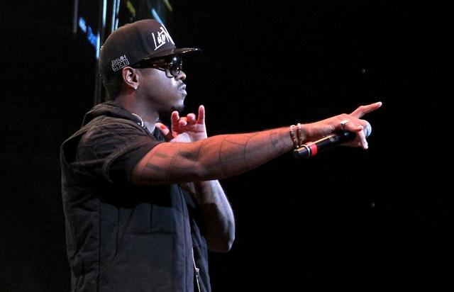 Jeremih at powerhouse 2015