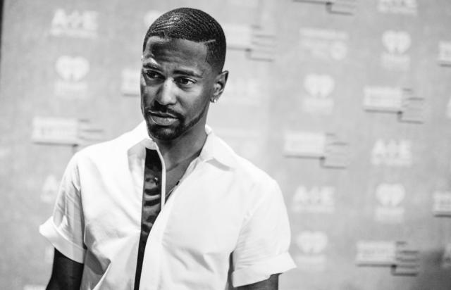 Big Sean at A&E event