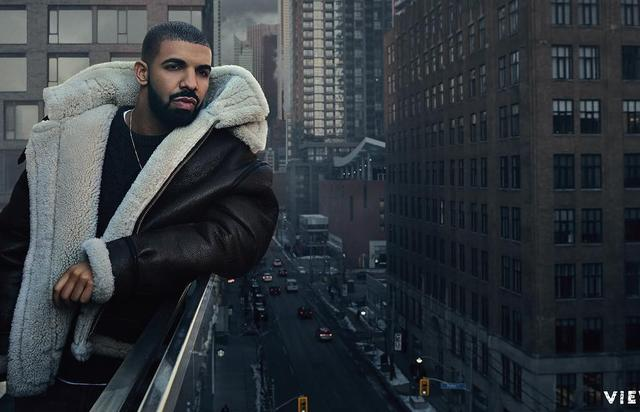 Drake from the views booklet