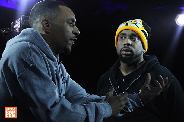 Tony D vs Chilla Jones