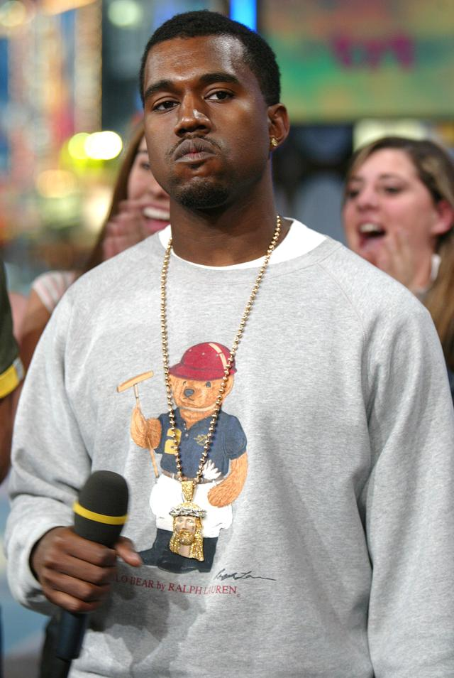 Kanye West on MTV TRL