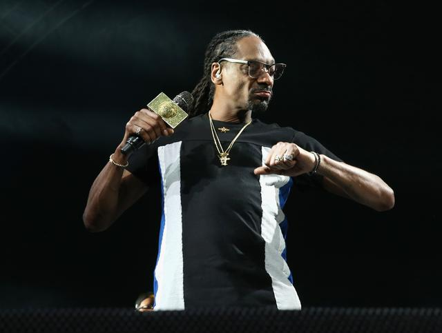 Snoop Dogg at 2017 BET Experience