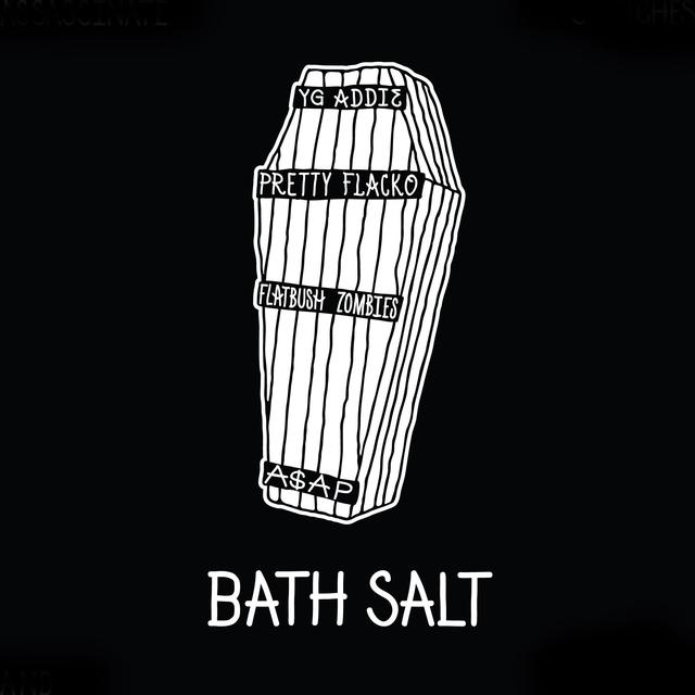 Bath Salt single art