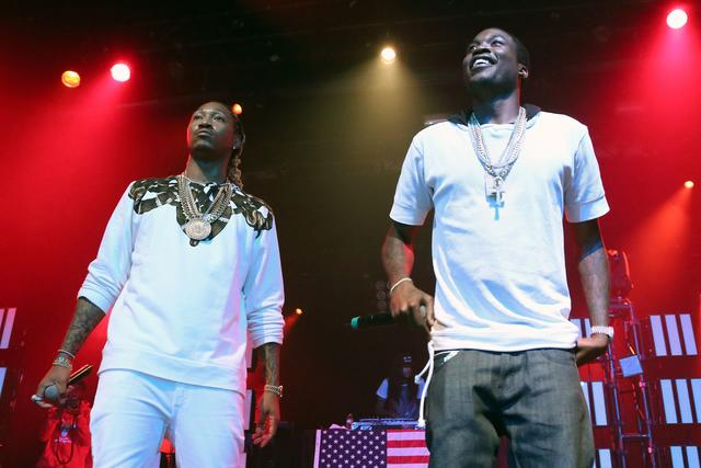 Meek Mill and Future in concert