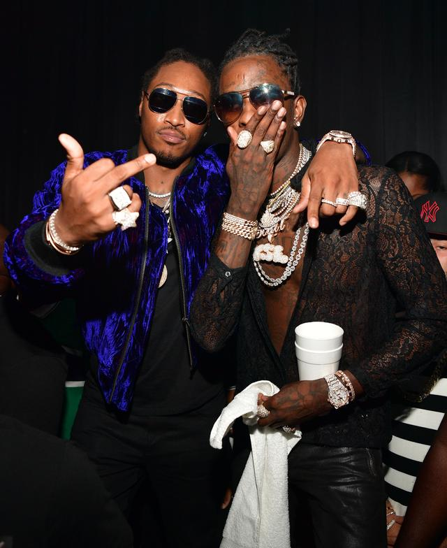 Young Thug and Future