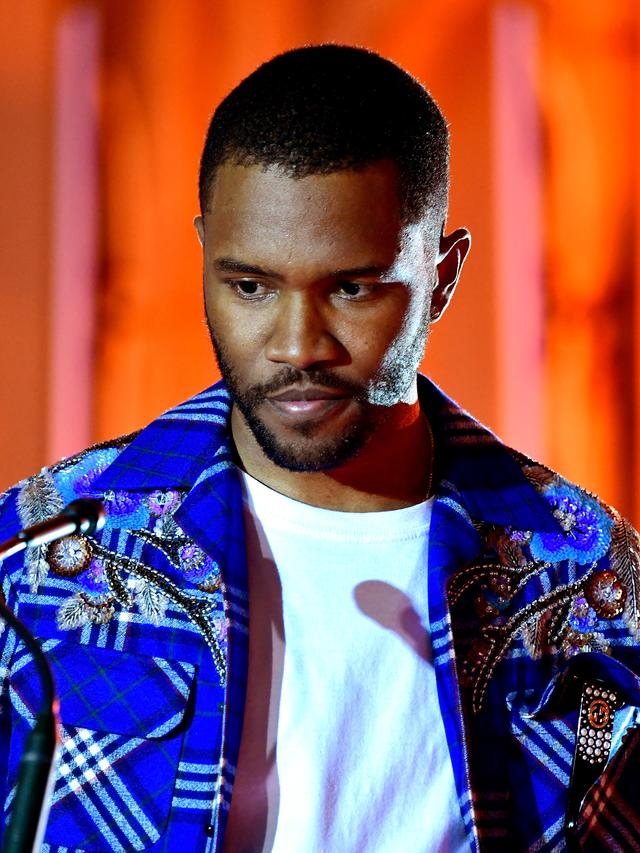 Frank Ocean at Spotify's Secret Genius awards