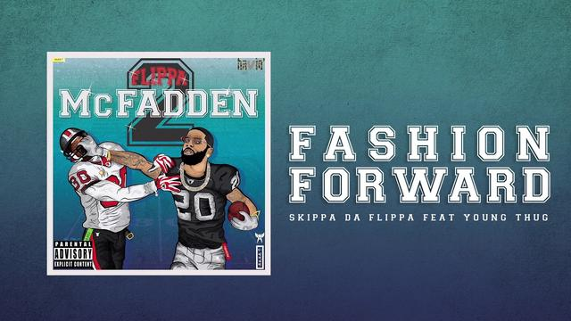 "Skippa Da Flippa - ""Fashion Forward (ft. Young Thug)"" cover art"