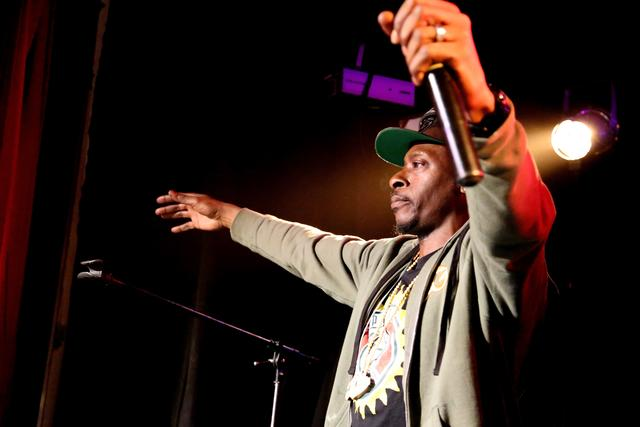 Pete Rock in Toronto in 2017