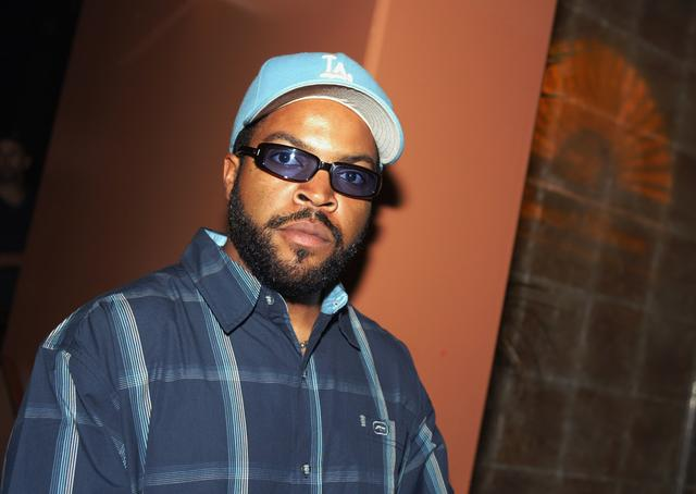 Ice Cube at Martin Lawrence Live: Runteldat
