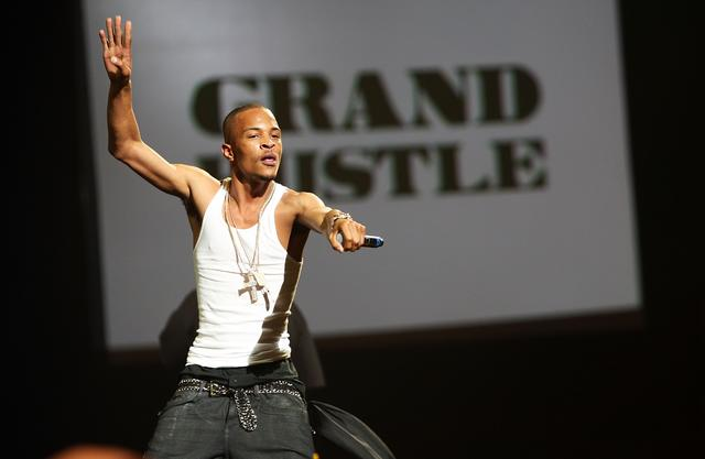 T.I. at Screamfest 2007