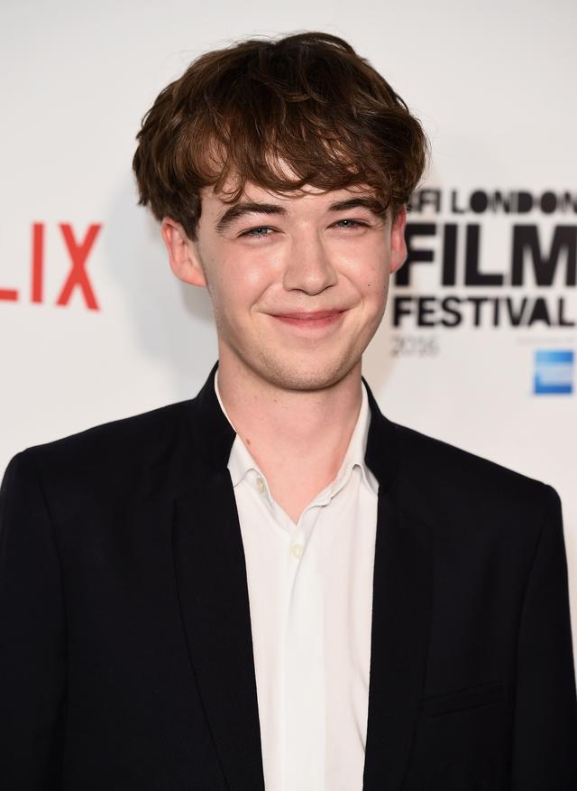 """Alex Lawther of black mirror episode """"shut up and dance"""""""
