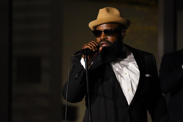 Black Thought at 2018 Modern Jazz Social