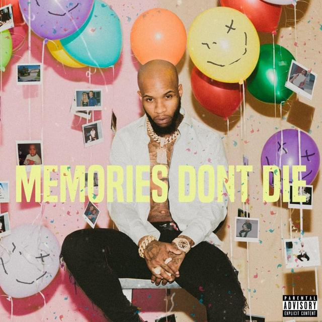"Tory Lanez ""Memories Don't Die"" album cover"