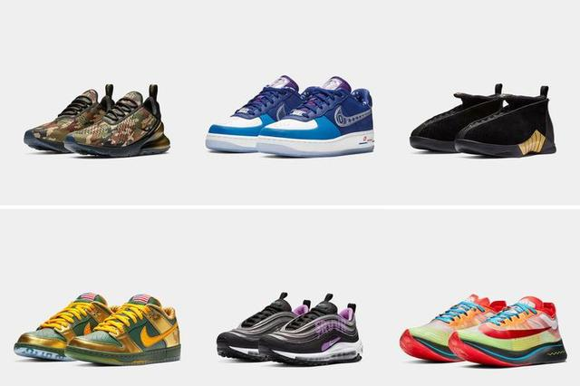 Doernbecher x Nike Freestyle Collection