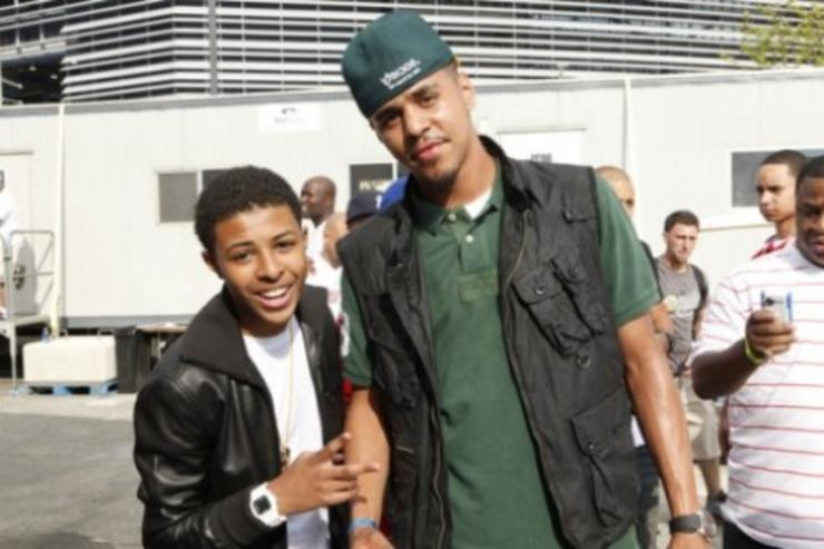 J. Cole & Diggy Simmons Beef Re-Ignited With Diggy's Diss ...