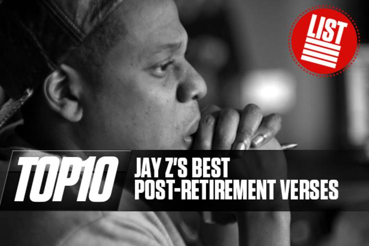 Top 10 jay zs best post retirement verses malvernweather Images