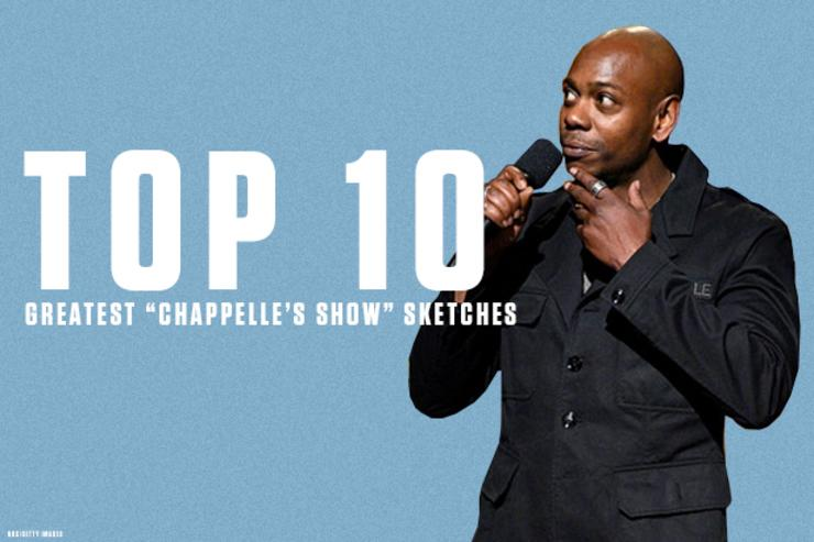 top 10 greatest chappelle s show sketches