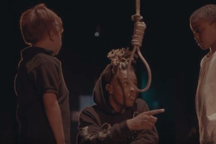 Rapper Lynches A Young White Child In His Latest Video
