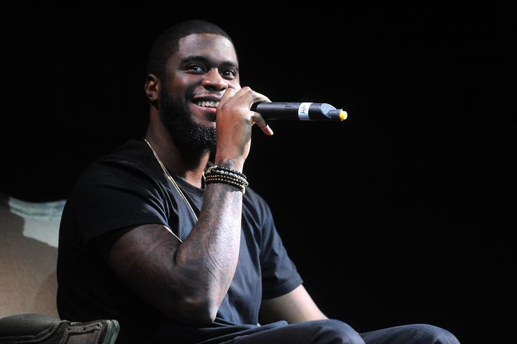 Big K.R.I.T at CRWN