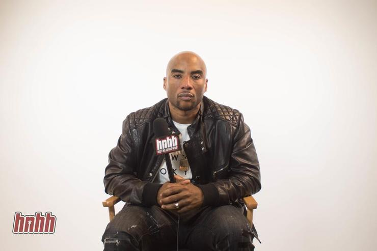 Charlamagne Tha God at the HNHH office in NYC