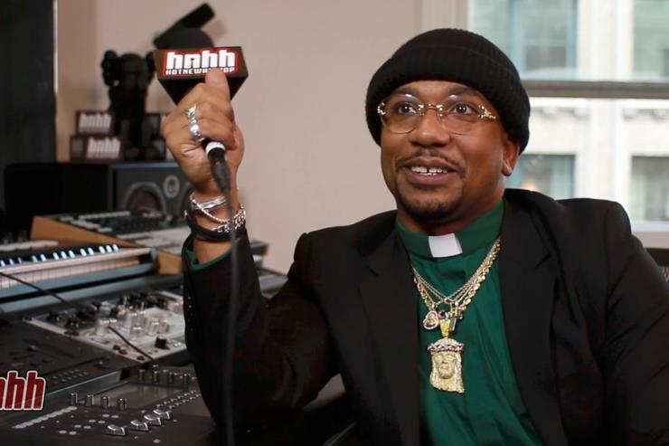 CyHi The Prynce at the HNHH office in NYC
