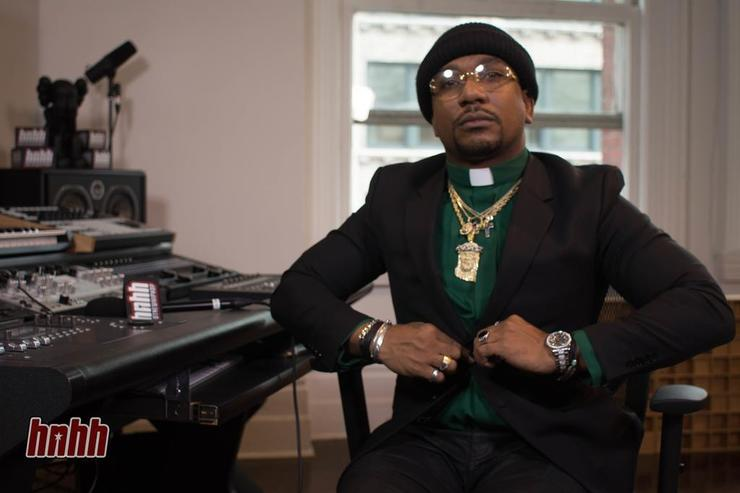CyHi The Prynce at the HNHH office 2017