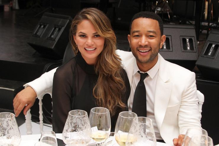 Chrissy Teigen and John Legend 'expecting second baby'
