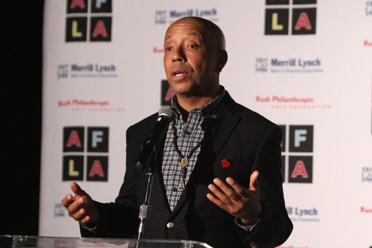 HBO Removes Russell Simmons' Name From 'All Def Comedy'