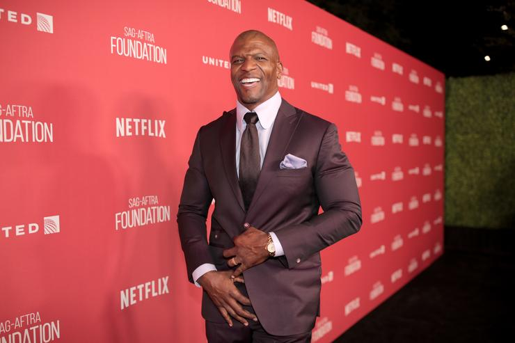 Terry Crews Sues Male Agent Who Grabbed His Crotch, Allegedly