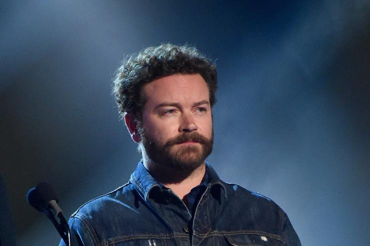 Why is Danny Masterson in new episodes of The Ranch?