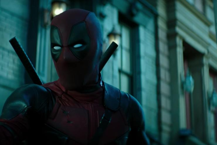 Ryan Reynolds and Josh Brolin deliver heavenly new Deadpool 2 poster