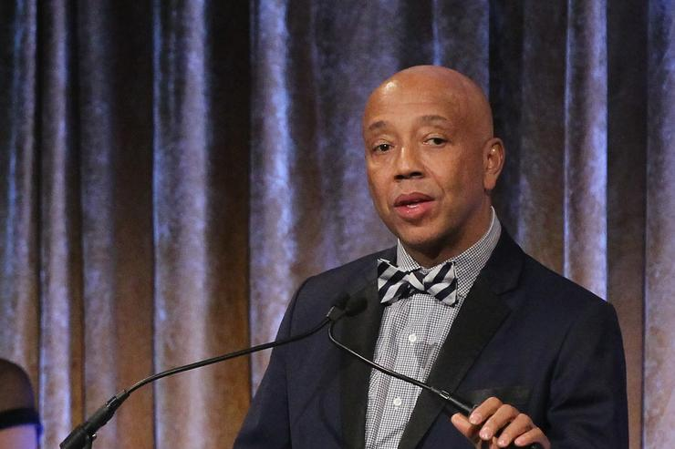 Russell Simmons Accuser: 'This Man Violated Me Like I Was Nothing'