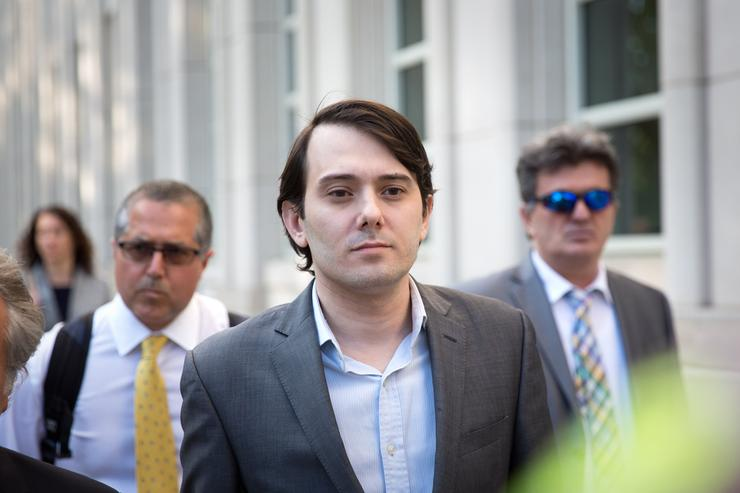 Of Course Martin Shkreli's Lawyer Has Been Convicted of Fraud
