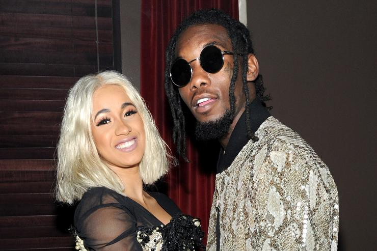 Image result for CARDI B SHARES THE ONE THING OFFSET DOES THAT ANNOYS HER