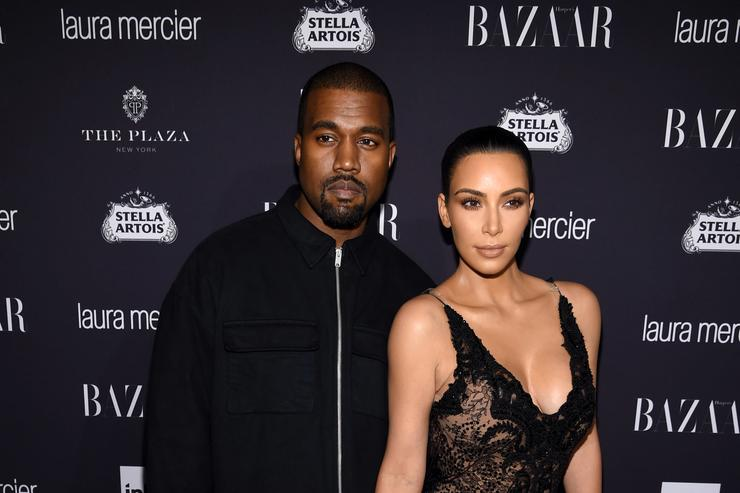 Kanye West & Kim Kardashian's Son Saint West Hospitalised With Pneumonia