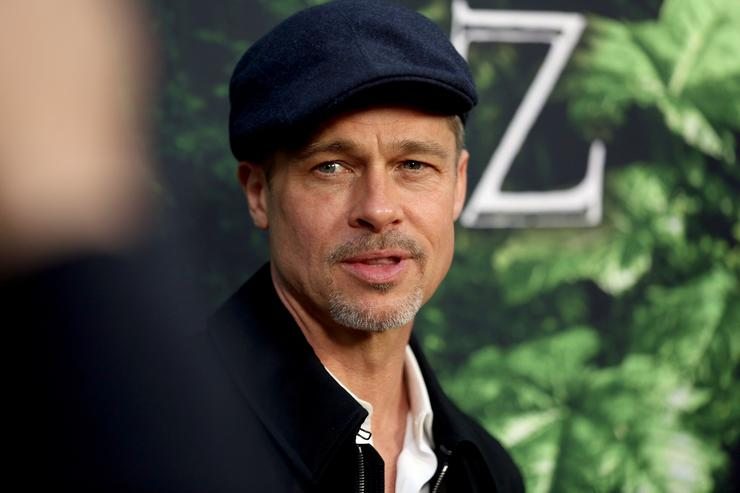 Brad Pitt bids $120K to watch 'Game of Thrones' with Emilia Clarke