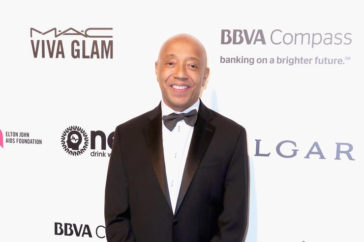 Two Women Accusing Russell Simmons of Rape File Police Reports