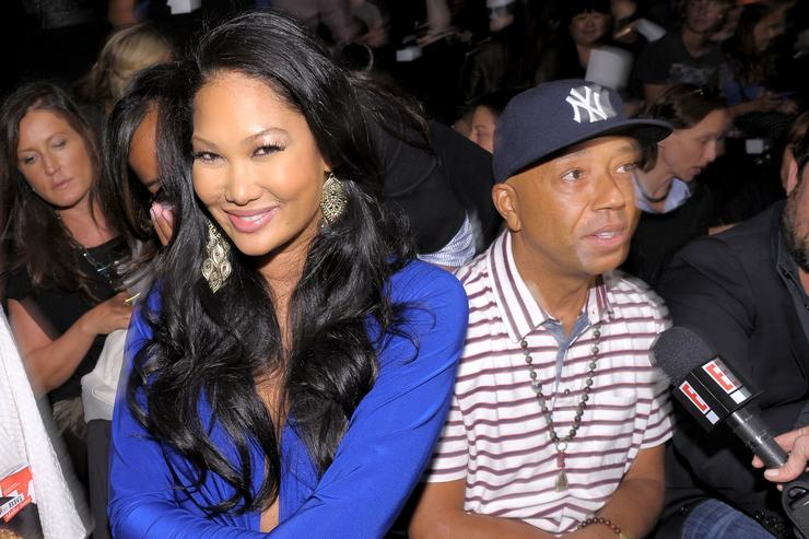 Kimora Lee Simmons addresses sexual-misconduct allegations against ex Russell Simmons