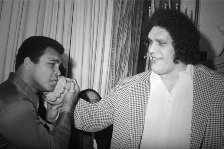 New Trailer For Andre The Giant Documentary Released