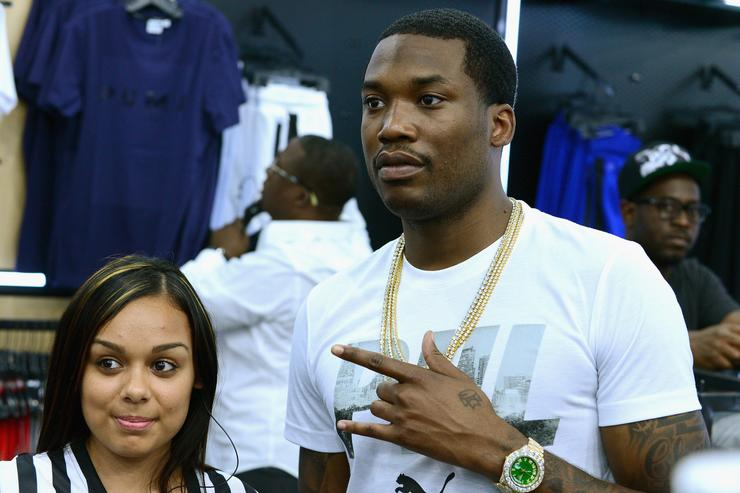 Meek Mill Court Clerk Fired After Asking Rapper for Money