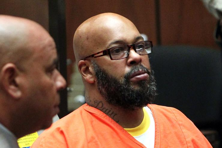 Suge Knight's fiancee sentenced to 3 years in jail