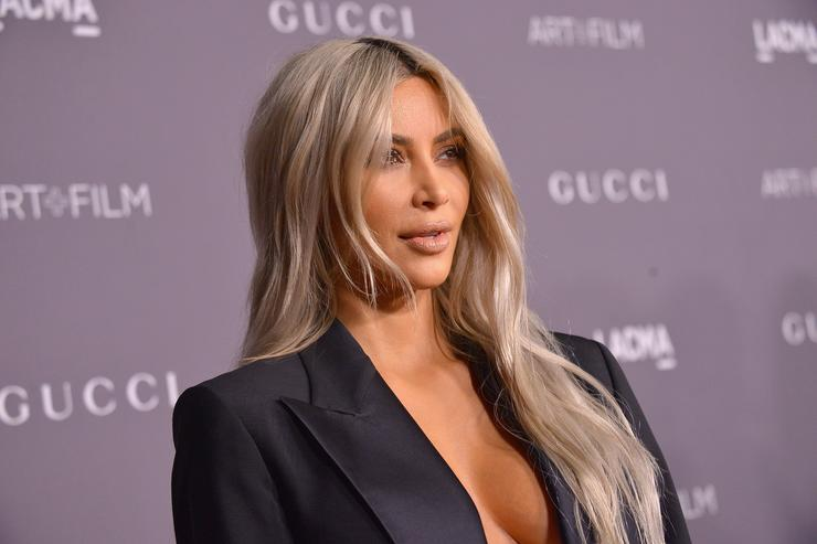 Kim Kardashian lasered off pregnancy stretchmarks on her boobs