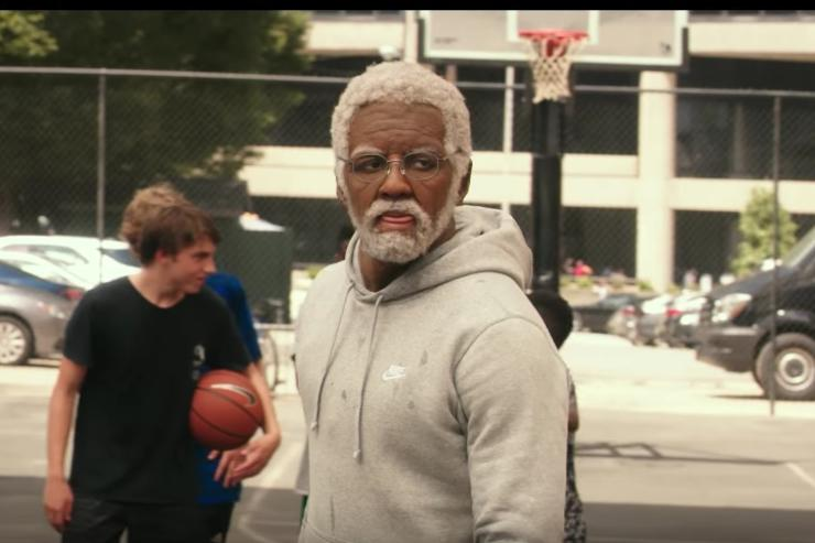 Kyrie Irving's Alter Ego Uncle Drew is Being Turned Into a Movie