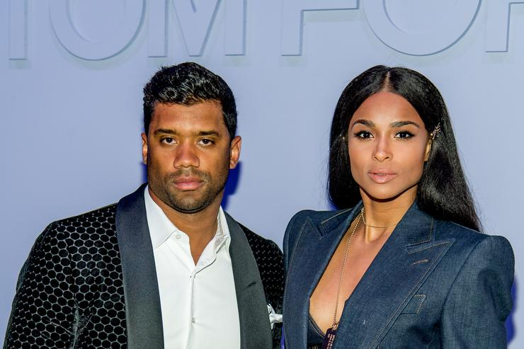 Ciara's 9-Month-Old Daughter Sienna Princess Makes Her Grand Debut!!