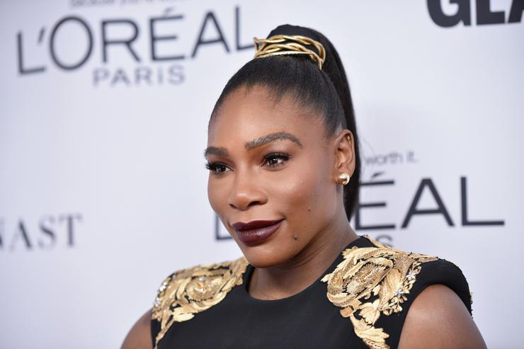 Serena Williams Surprises Young Girls With Private Black Panther Screening