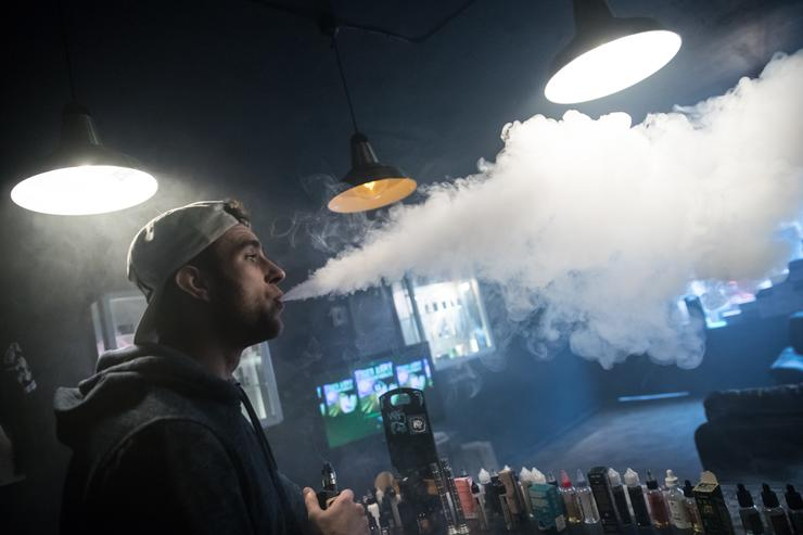 Toxic Metals Found in E-Cigarette Vapors
