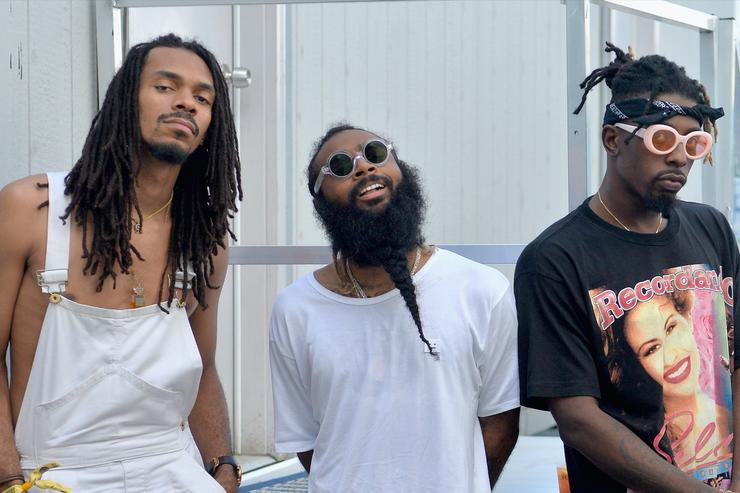 Flatbush Zombies Reveal Colorful Quot Vacation In Hell Quot Album Artwork