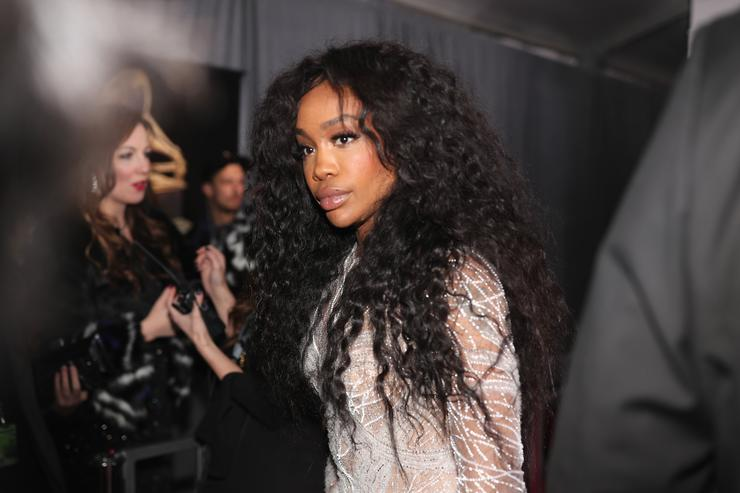 SZA Admits She Was 'Mad As Hell' After Grammy Shutout